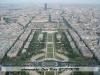 Paris Eyfel Kulesi\'nden Görünüm